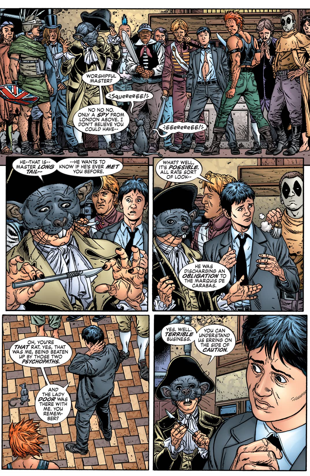 Neil Gaiman's Neverwhere #3 (of 9)