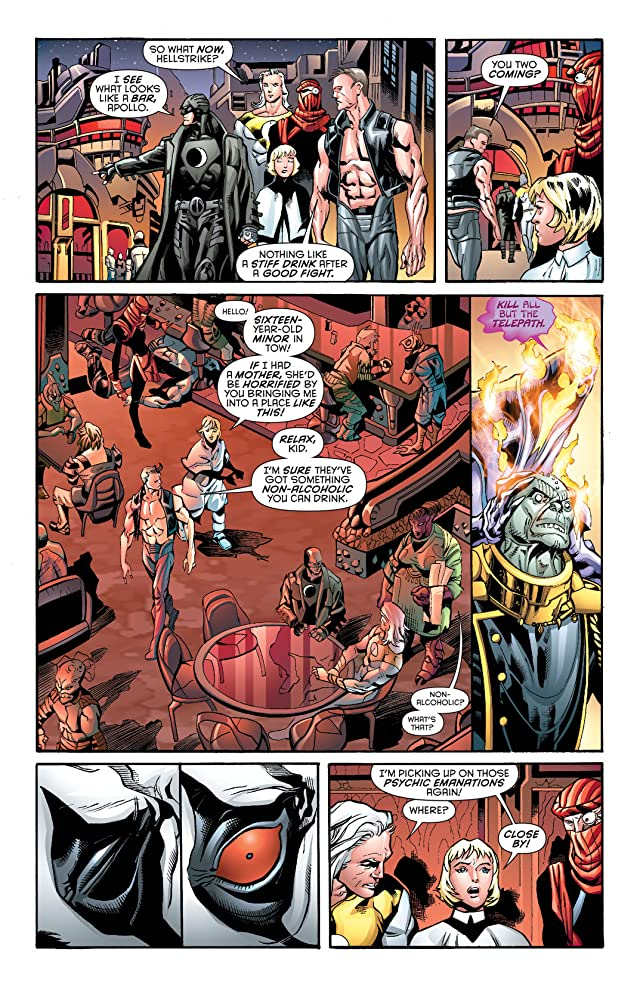 click for super-sized previews of Stormwatch (2011-2014) #21