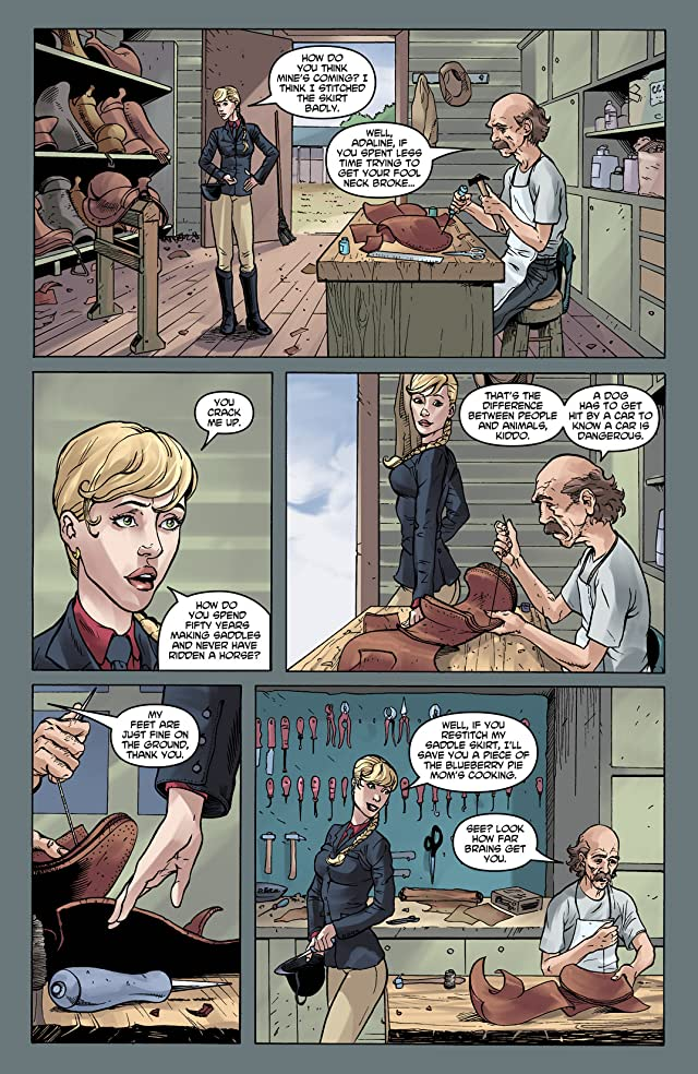 click for super-sized previews of Crossed: Family Values #1