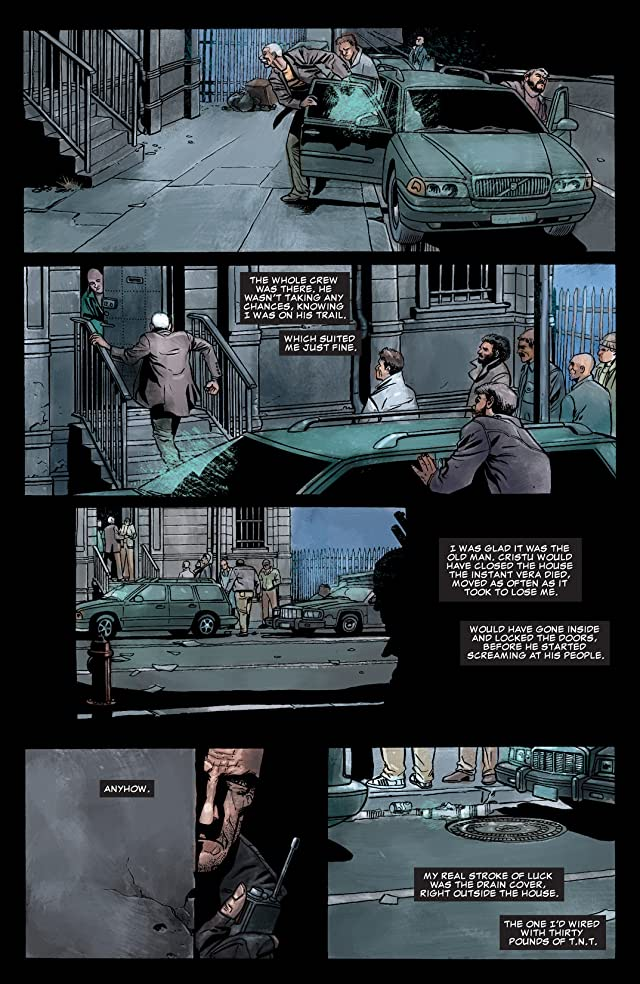click for super-sized previews of The Punisher (2004-2008) #30