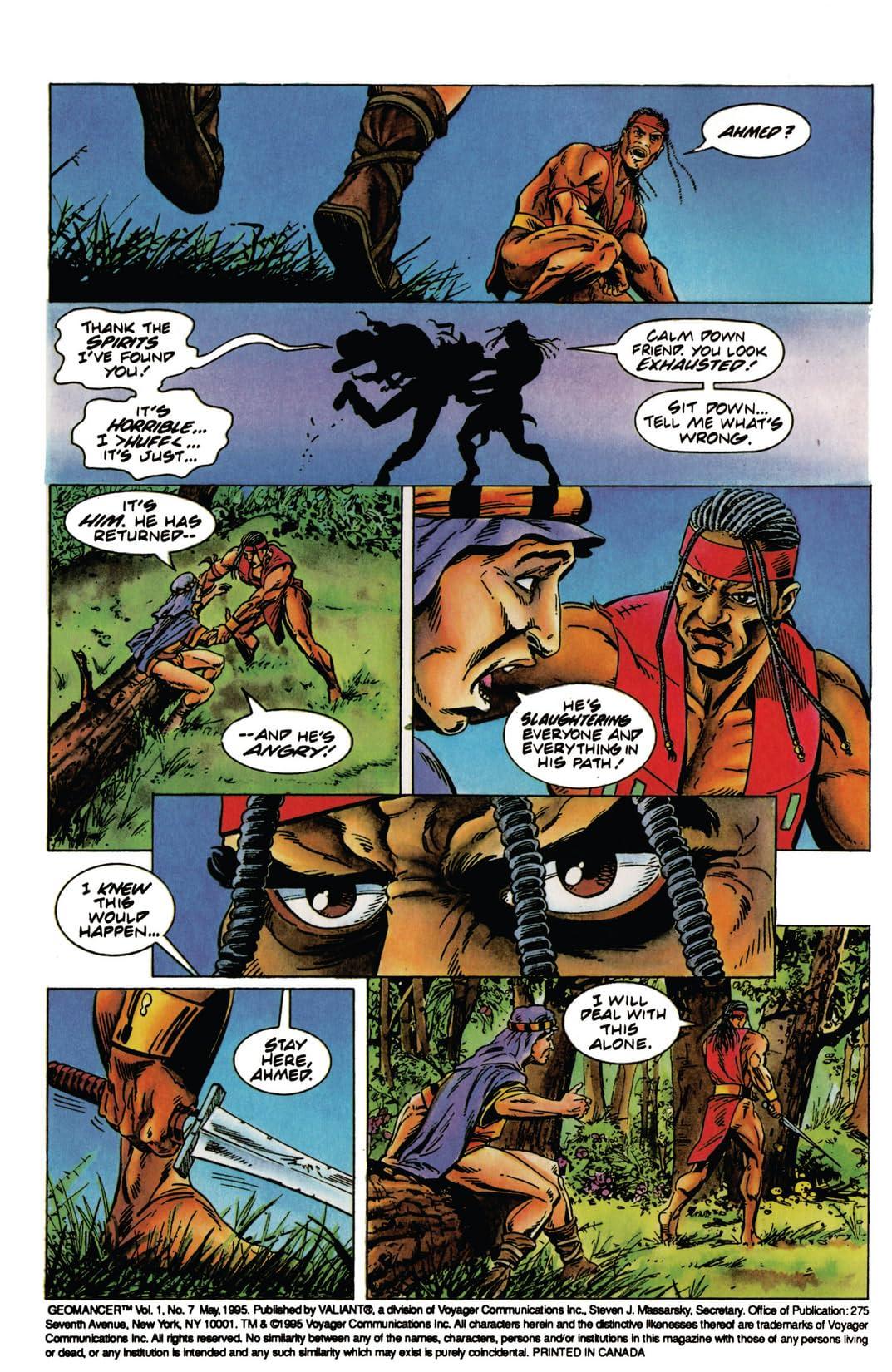 Geomancer (1994) #7
