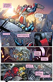 Transformers: Robots In Disguise (2011-) #18