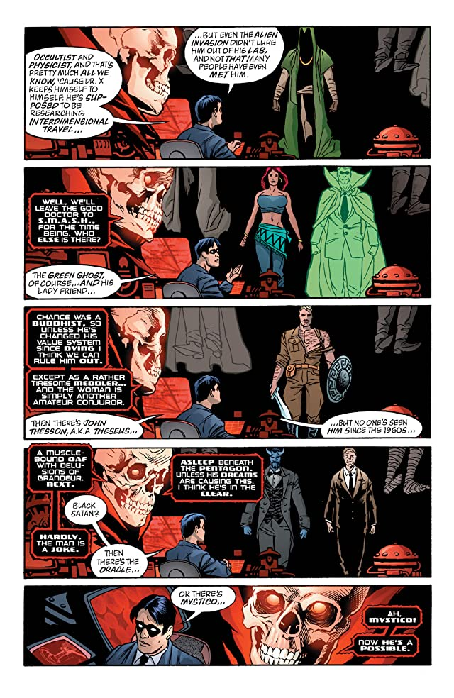Terra Obscura Vol. 1 #4 (of 6)