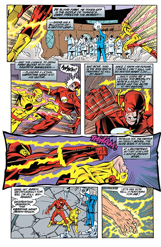 click for super-sized previews of The Flash (1987-2009) #148