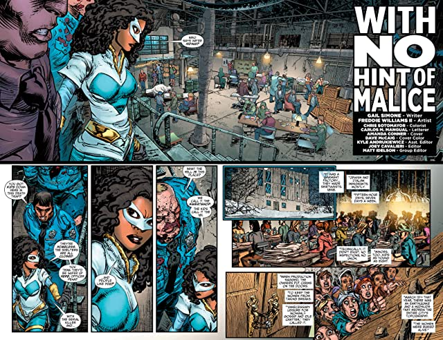 click for super-sized previews of The Movement #2