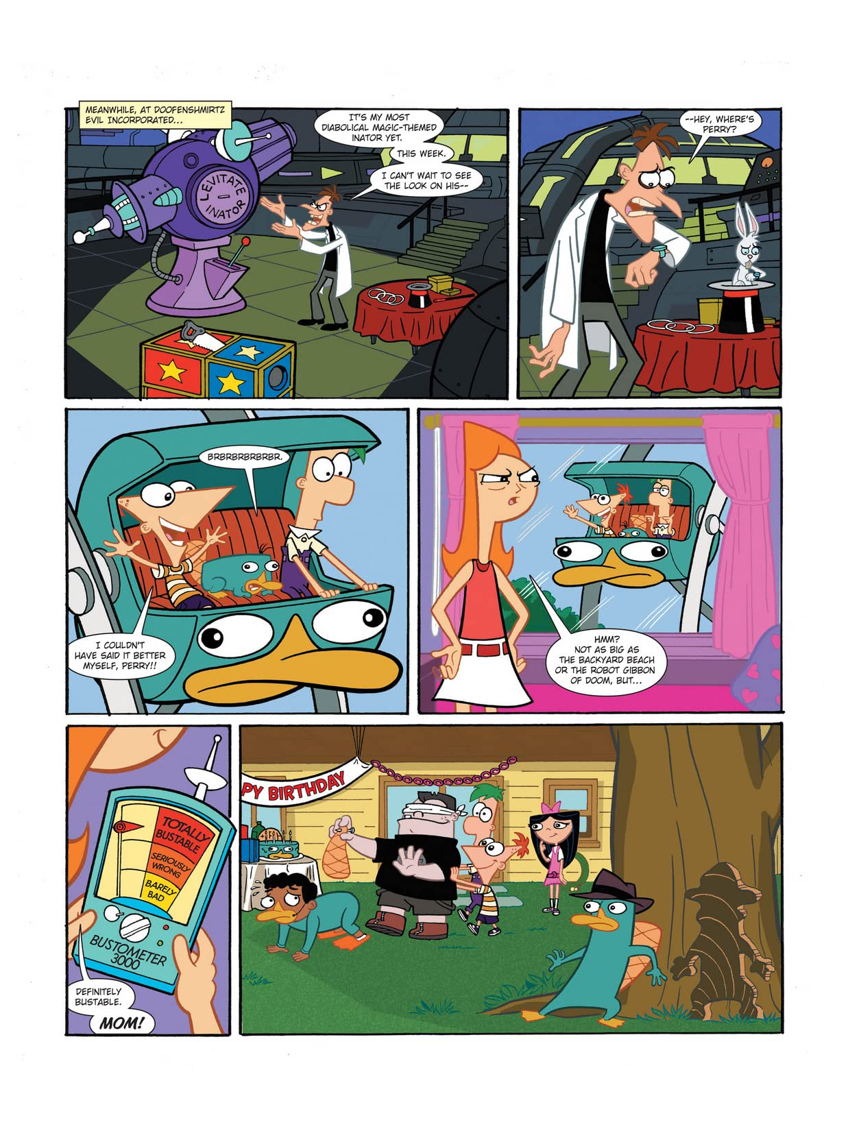 Phineas and Ferb #1