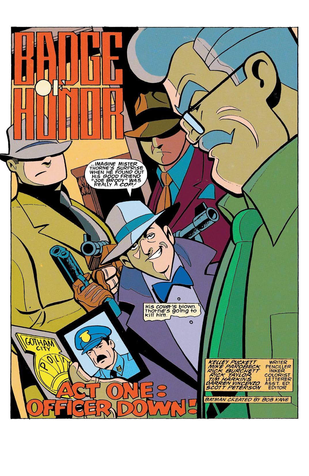 The Batman Adventures (1992-1995) #15