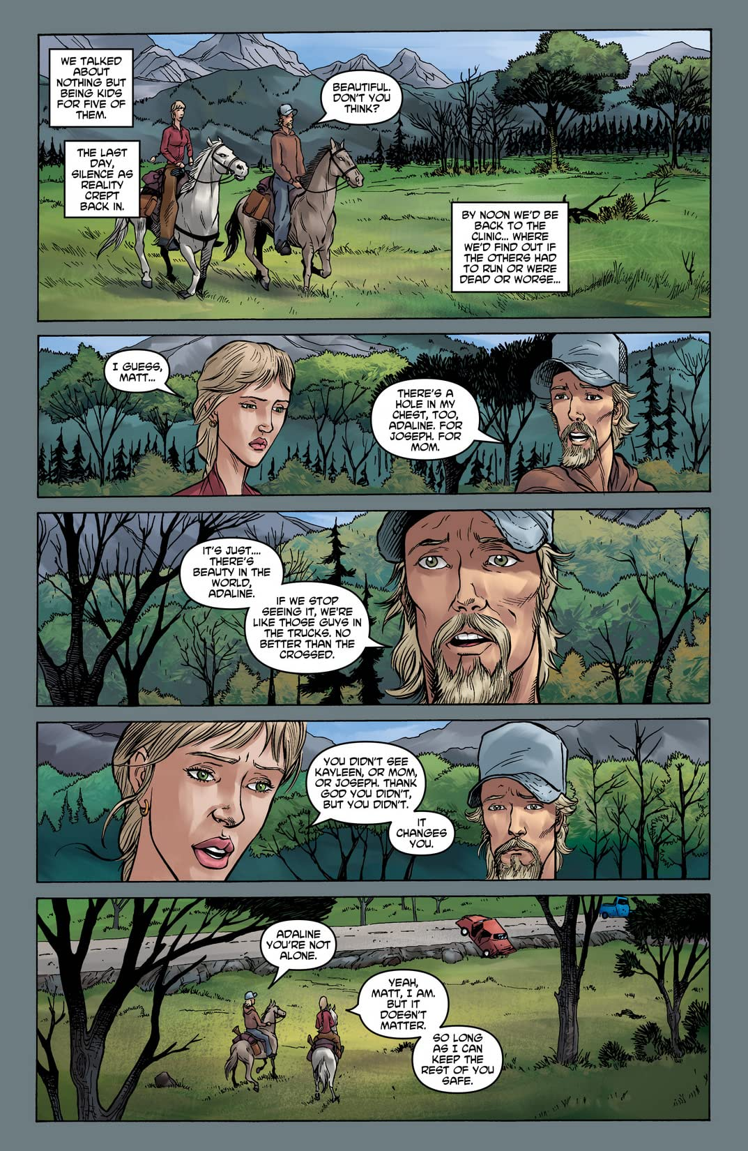Crossed: Family Values #6 (of 7)