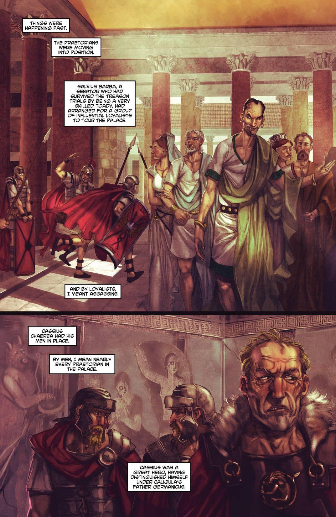 Caligula #6 (of 6)