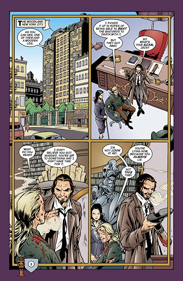 click for super-sized previews of Fables #23