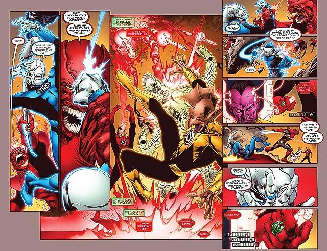 Green Lantern (2005-2011) #38