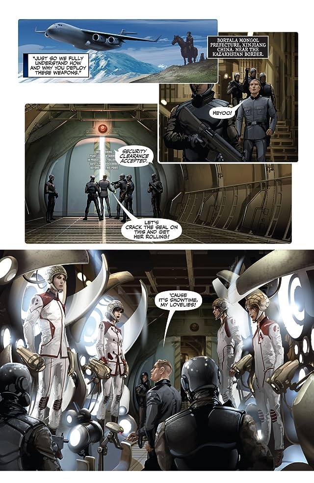 click for super-sized previews of Valiant Comics FCBD 2013 Special