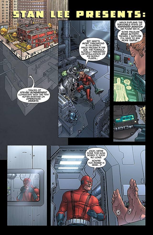 Avengers: Earth's Mightiest Heroes (2004-2005) #2 (of 8)