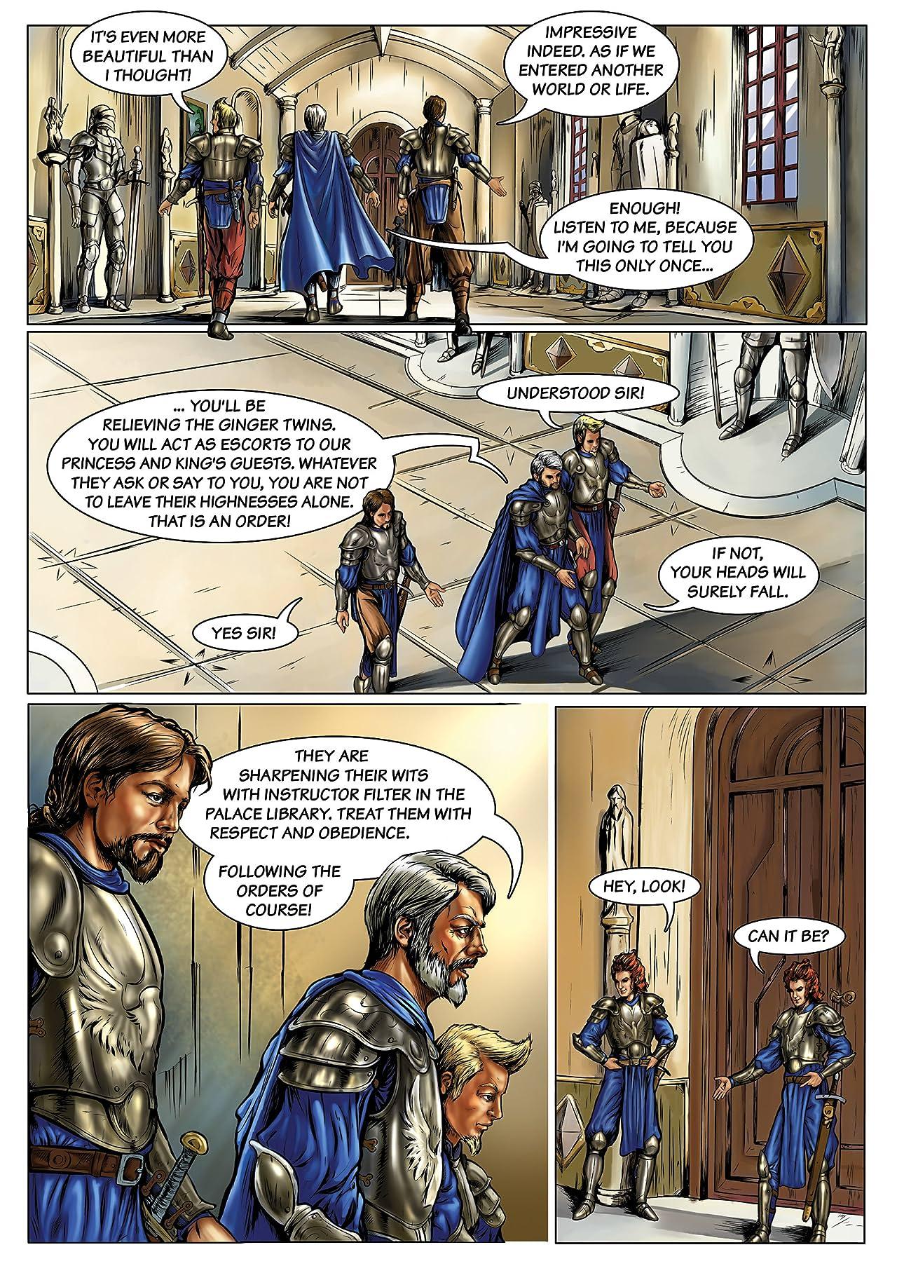 Swords #1