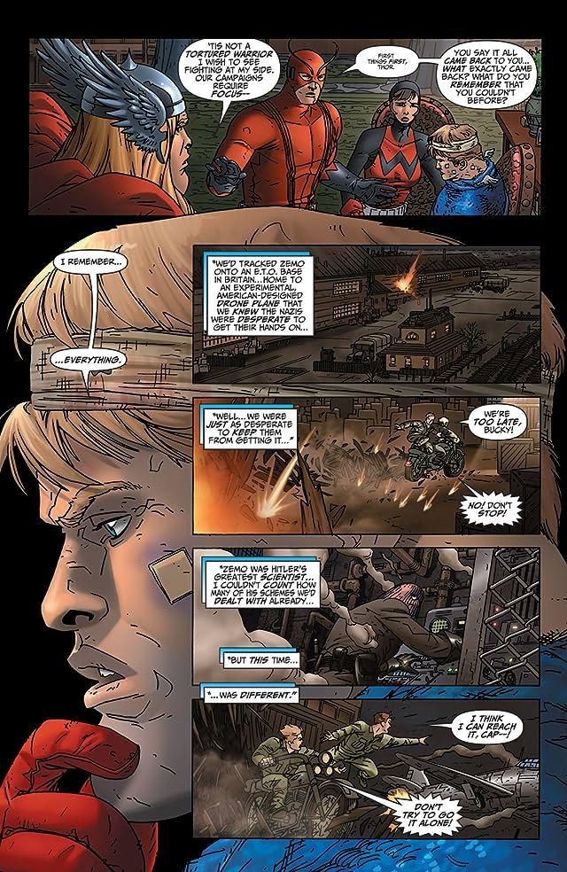 Avengers: Earth's Mightiest Heroes (2004-2005) #4 (of 8)