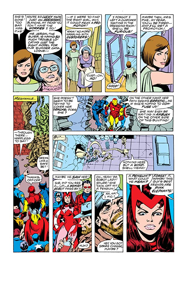 click for super-sized previews of Avengers (1963-1996) #171