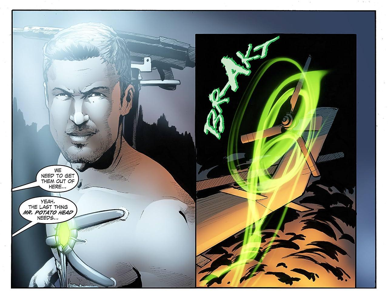 Smallville: Season 11 #50