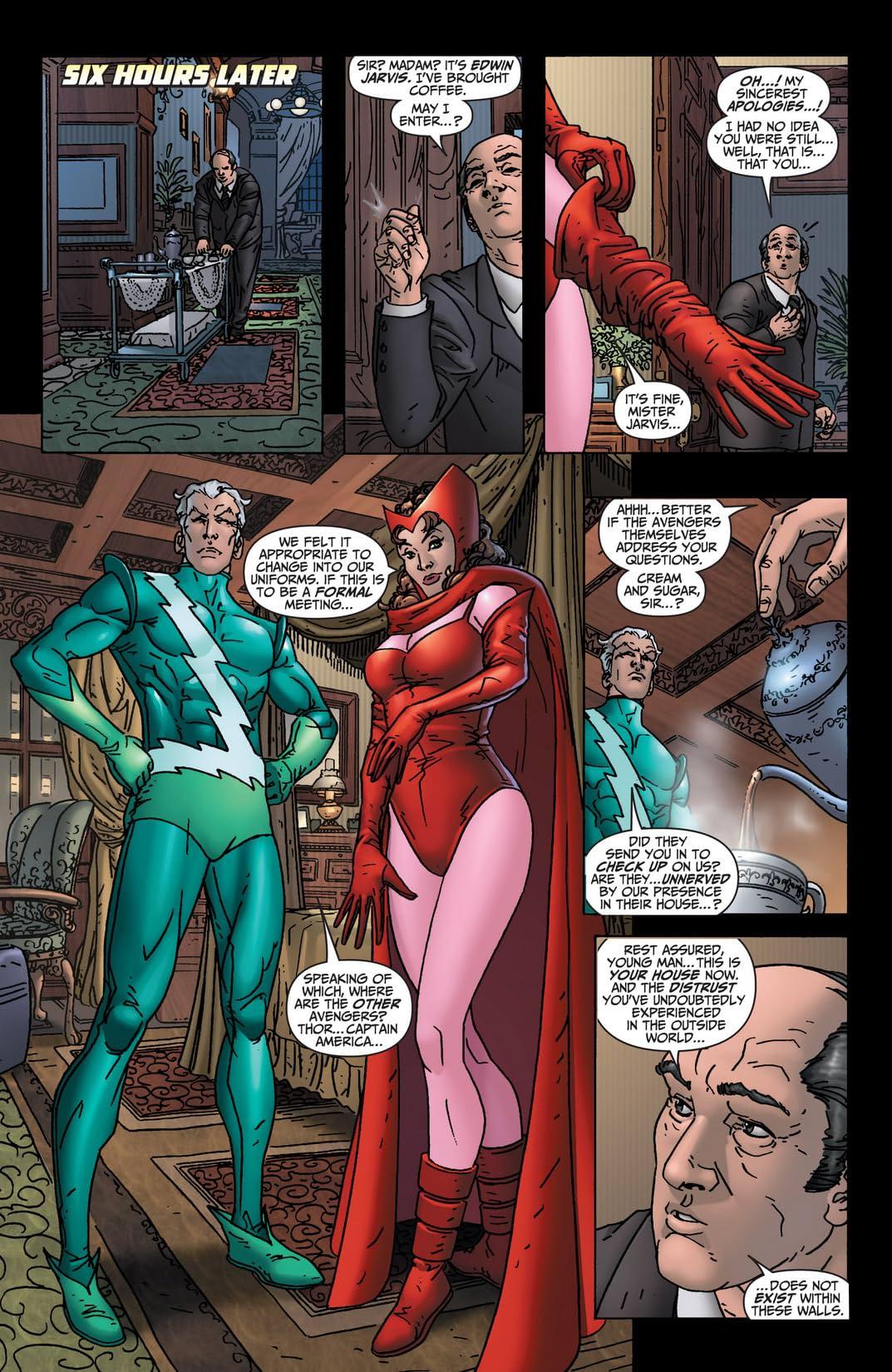 Avengers: Earth's Mightiest Heroes (2004-2005) #8 (of 8)