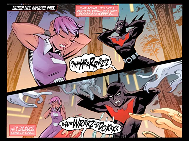 Batman Beyond (2012-2013) #24