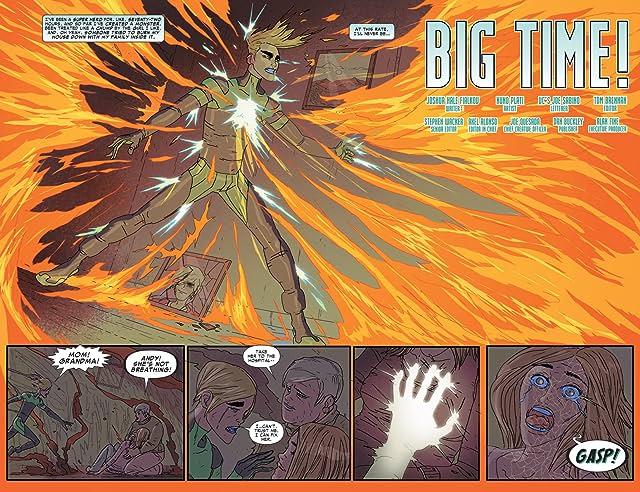 Alpha: Big Time #5 (of 5)