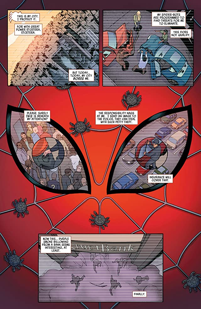 click for super-sized previews of Avenging Spider-Man (2011-2013) #22