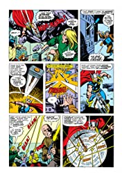 Thor (1966-1996) Annual #6