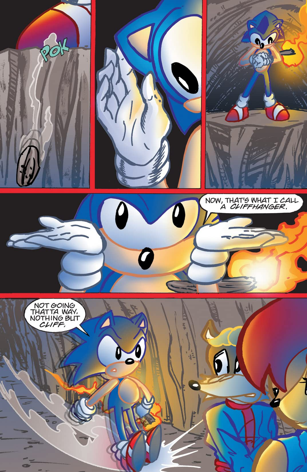 Sonic the Hedgehog #113