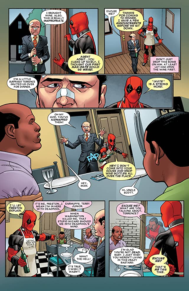 click for super-sized previews of Deadpool (2012-2015) #11