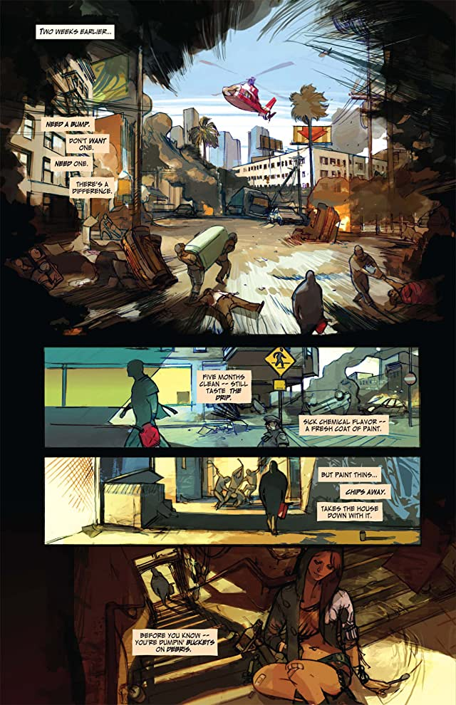 click for super-sized previews of The Last Days of American Crime #1