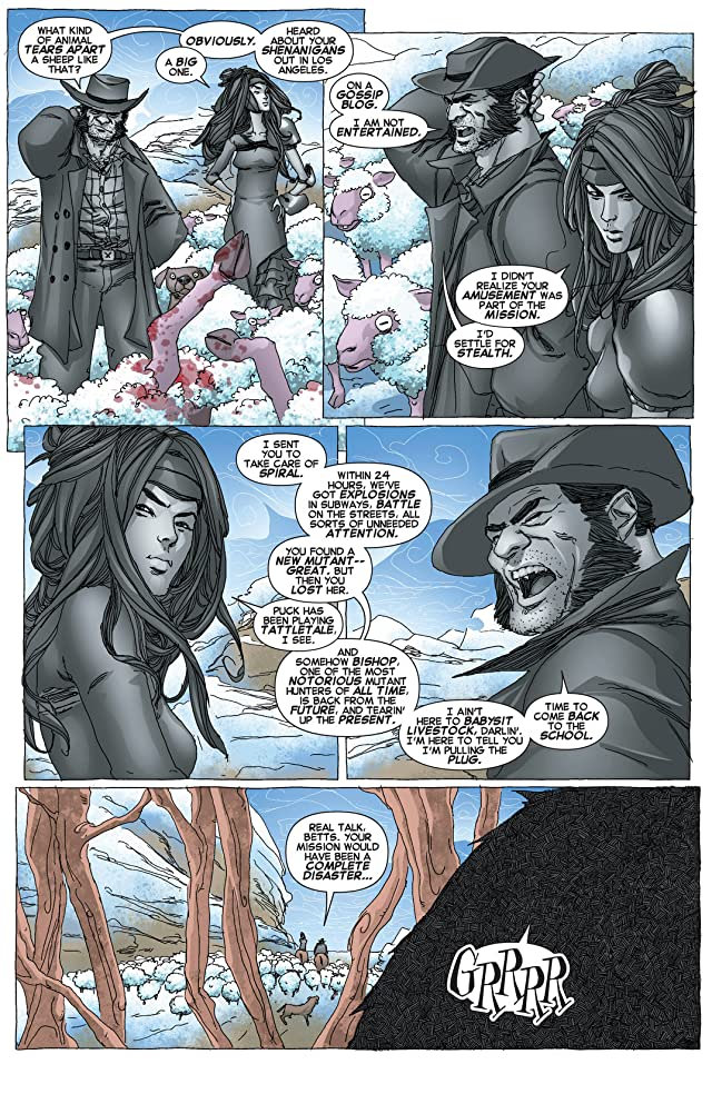 click for super-sized previews of Uncanny X-Force (2013-2014) #6