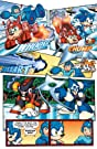 click for super-sized previews of Mega Man #26