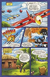 Sonic the Hedgehog #121