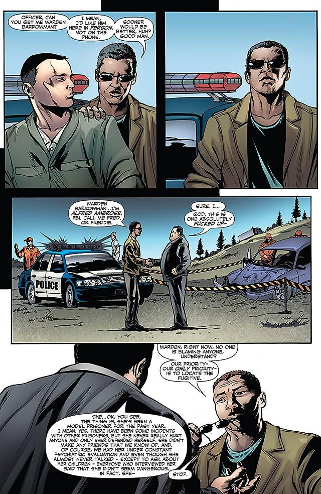 Garth Ennis' Jennifer Blood #28