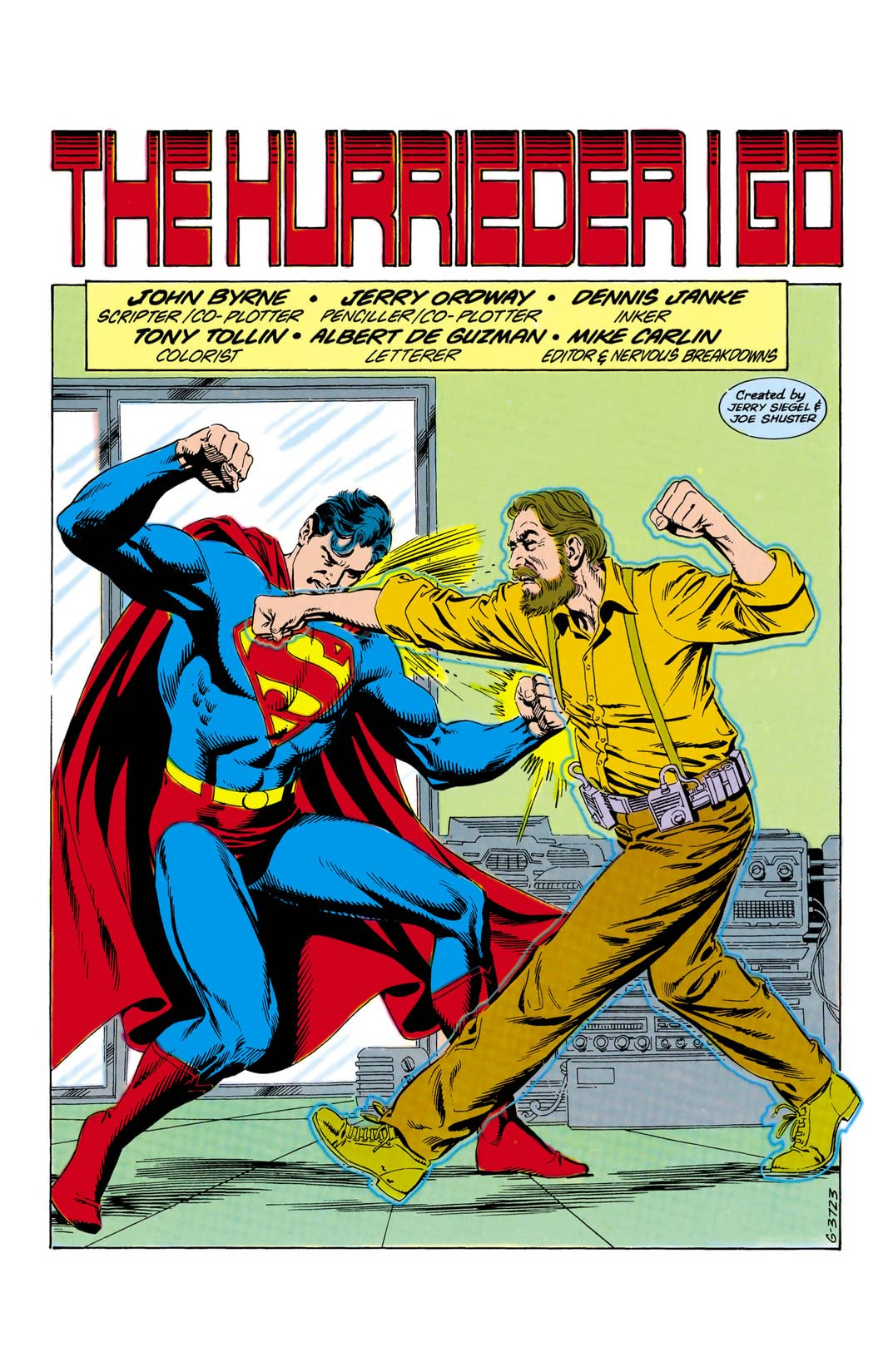 Adventures of Superman (1986-2006) #440