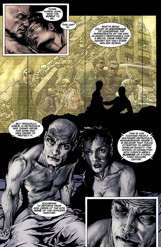 click for super-sized previews of Lex Luthor: Man of Steel #5