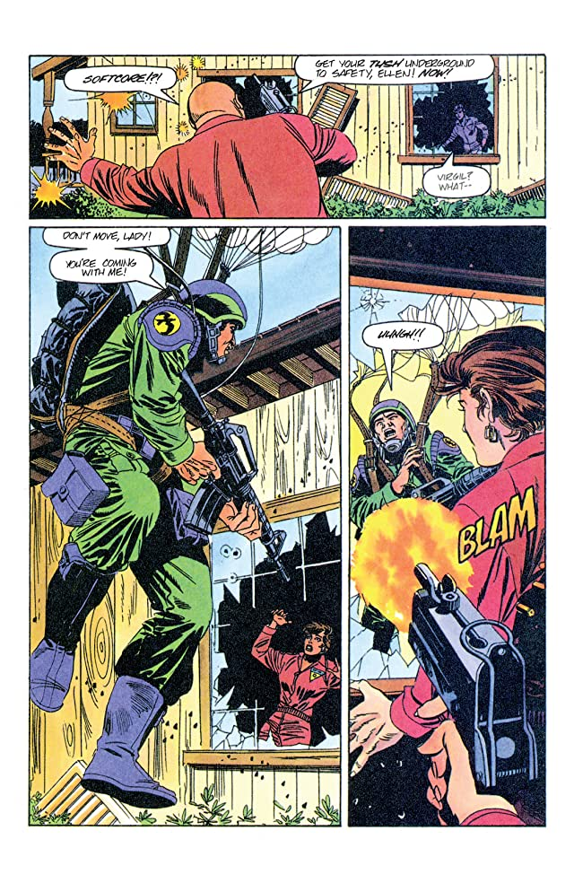H.A.R.D. Corps (1992-1995) #20