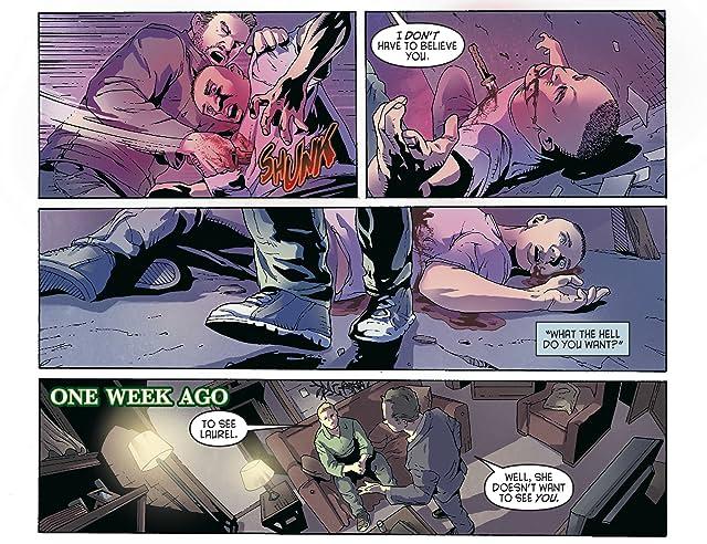 Arrow (2012-2013) #36
