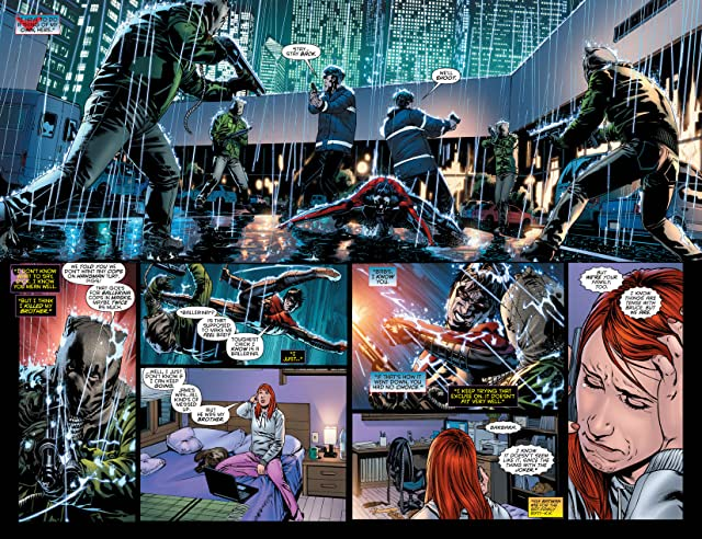 Batgirl (2011-) #21