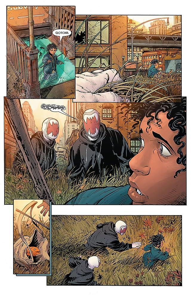 click for super-sized previews of Batman (2011-) #21