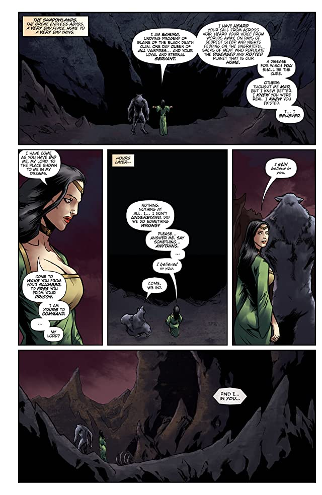 Grimm Fairy Tales: Hunters: The Shadowlands #2 (of 5)