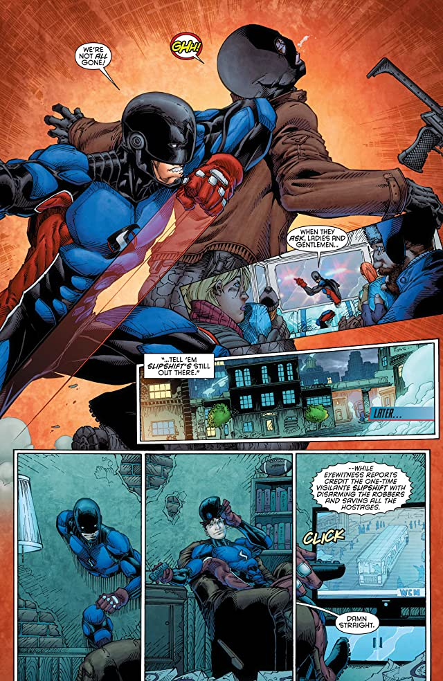 click for super-sized previews of Nightwing (2011-2014) #21