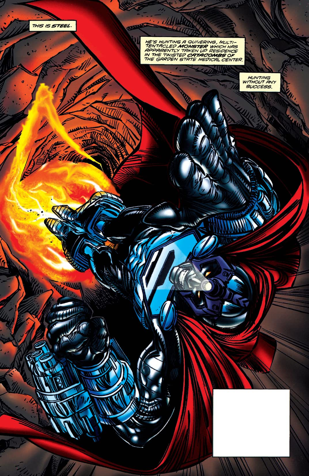 Steel (1994-1998) #36