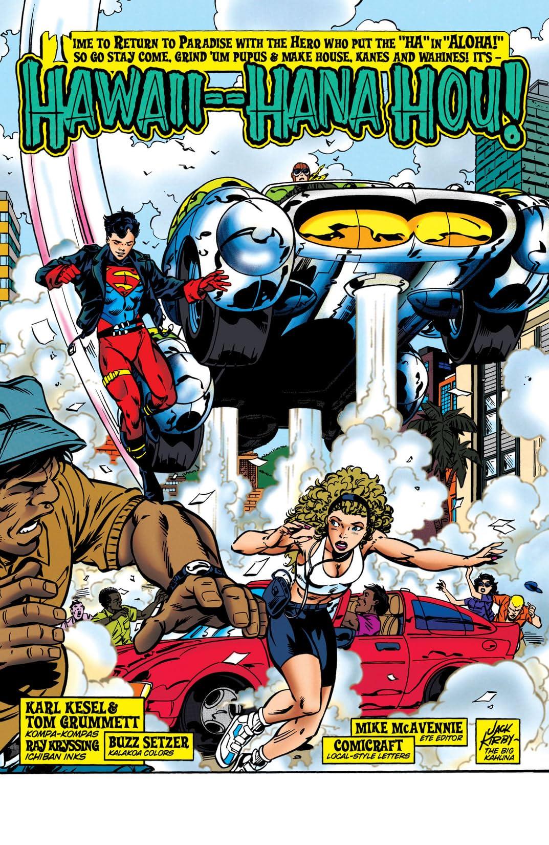 Superboy (1994-2002) #69