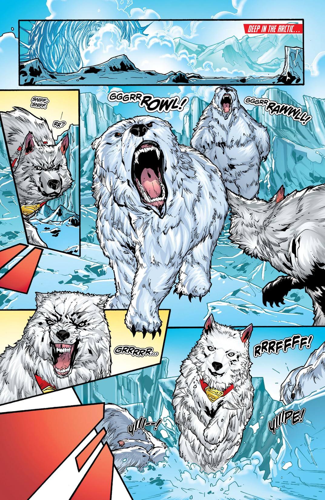 Superboy (2011-2014) #21