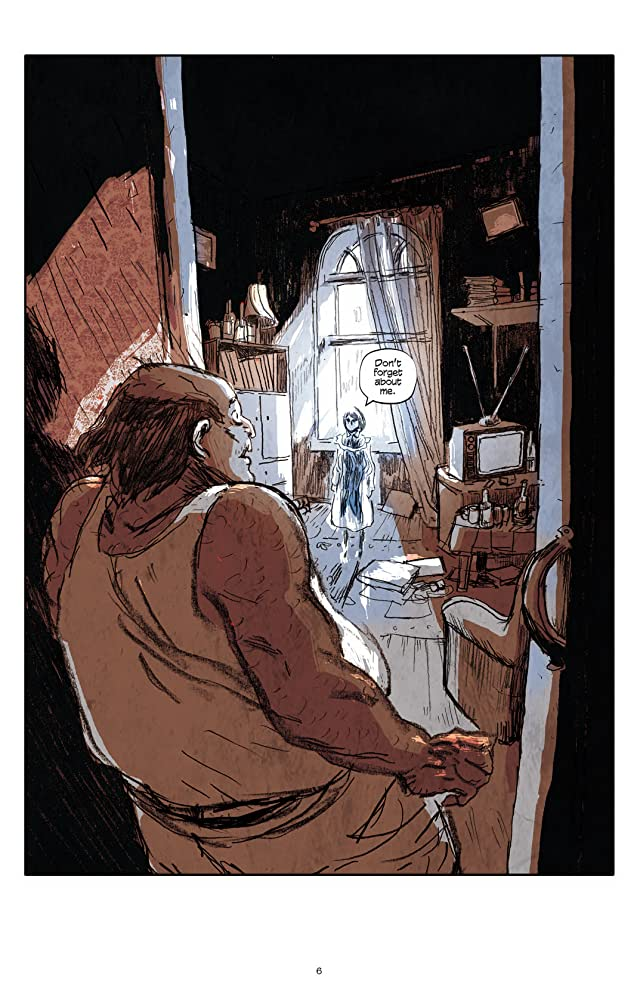 click for super-sized previews of The Crow: Curare #1