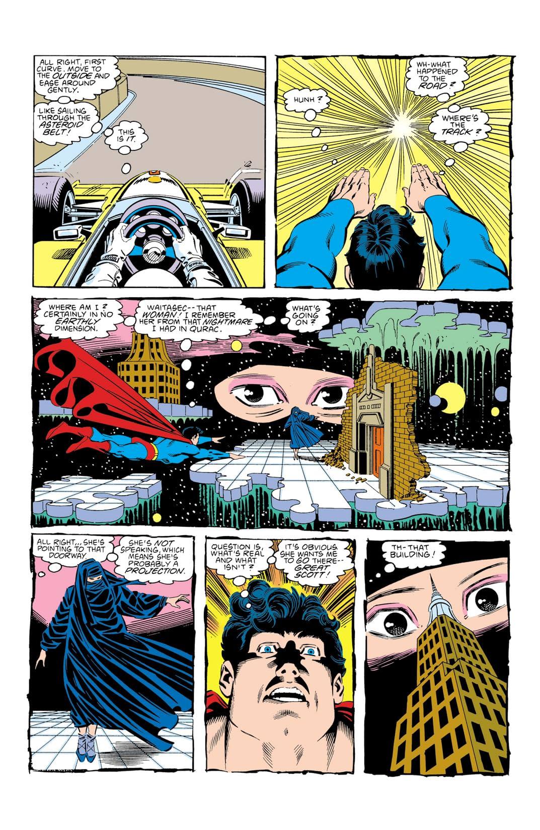 Adventures of Superman (1986-2006) #435
