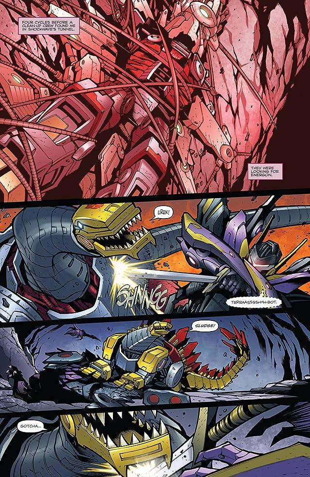 Transformers: Prime - Beast Hunters #2