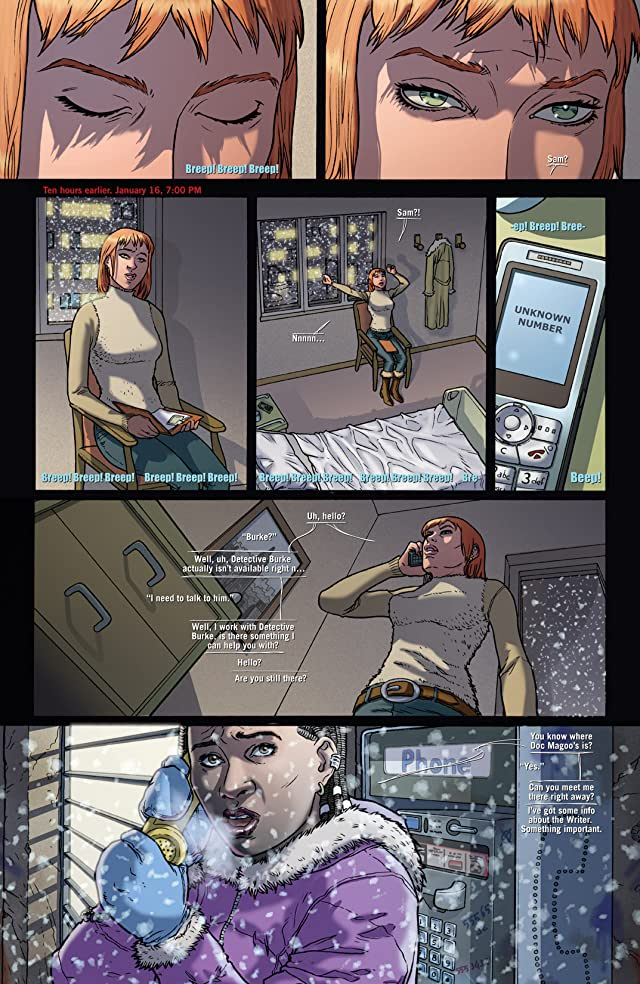 click for super-sized previews of Sam and Twitch: The Writer #4