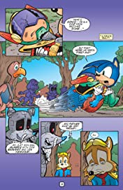 Sonic the Hedgehog #112