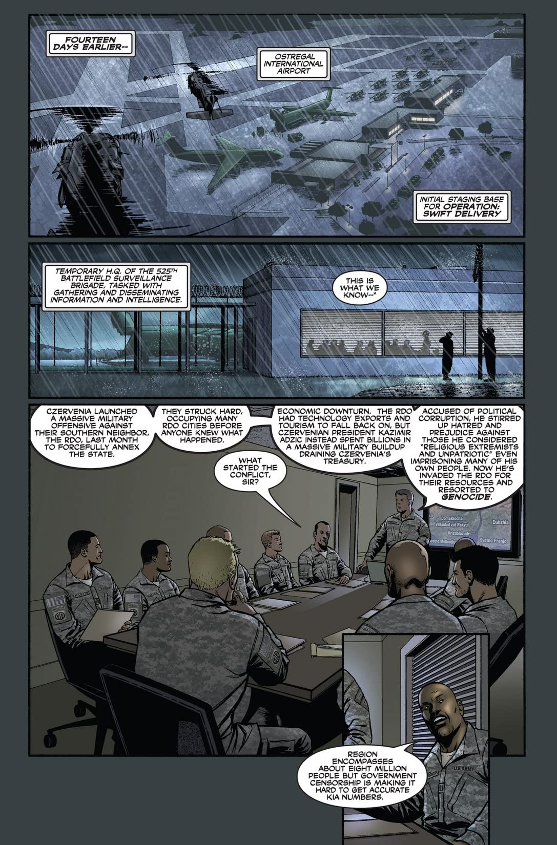 America's Army #1: Knowledge Is Power